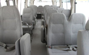 Bookings Hills District Mini Bus Hire Sydney