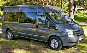 Hills District Mini Bus Hire Sydney